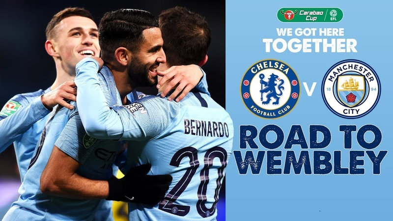 ROAD TO WEMBLEY! | How we got to the Carabao Cup Final!