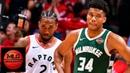 Toronto Raptors vs Milwaukee Bucks - Game 4 - Full Game Highlights | 2019 NBA Playoffs
