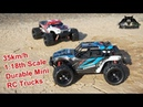 118th Scale 2.4G 4WD High Speed Big Foot RC Racing Car OFF-Road Vehicle
