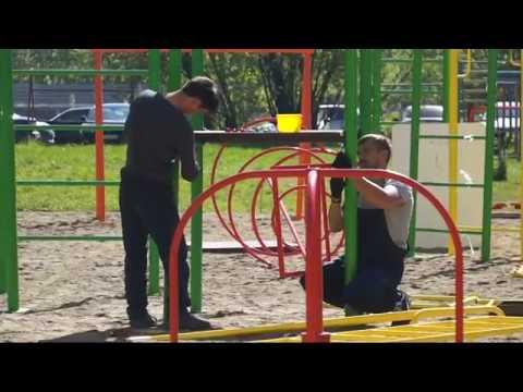 В Серове скоро торжественно откроют две новенькие детские площадки!
