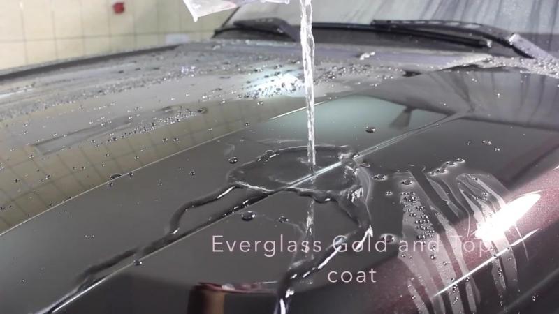 Everglass. Detailing Range Rover. Полировка. Керамические покрытия.