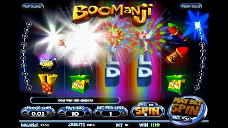 Big Win Boomanji video slot game session 022