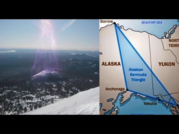 Bermuda Triangle Of Alaska Erupts With Largest Earthquake Ever Recorded