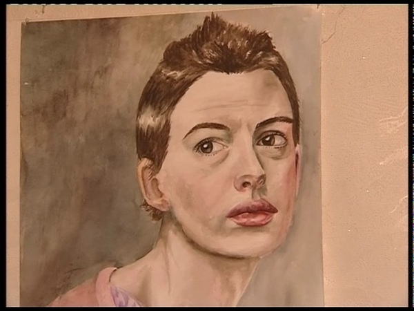 В Оршанском музее деревянной скульптуры резчика Семена Шаврова проходит выставка Лица в толпе
