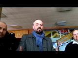 В Бердянске застрелили участника АТО и общественного активиста Виталия Олешко