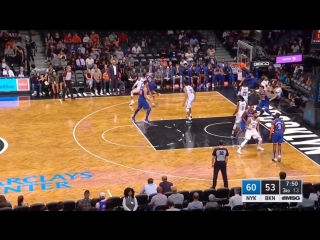 New York Knicks vs Brooklyn Nets Full Game Highlights ¦ 03.10.2018, NBA Preseason