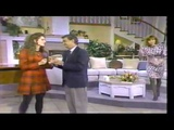 1991 Amy Grant- That's What Love Is For (Regis and Kathie Lee Show)