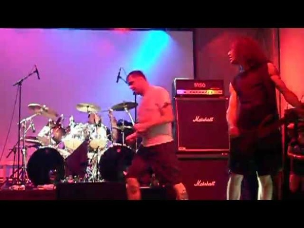 Napalm Death - Scum (feat Dan Lilker on bass) live at Maryland Deathfest X