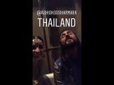 Санайя Ирани и Ашиш Шарма в Таиланде
