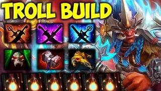 BBK TROLL BUILD [Sange, Yasha, Kaya] Dota 2 HighlightsTV