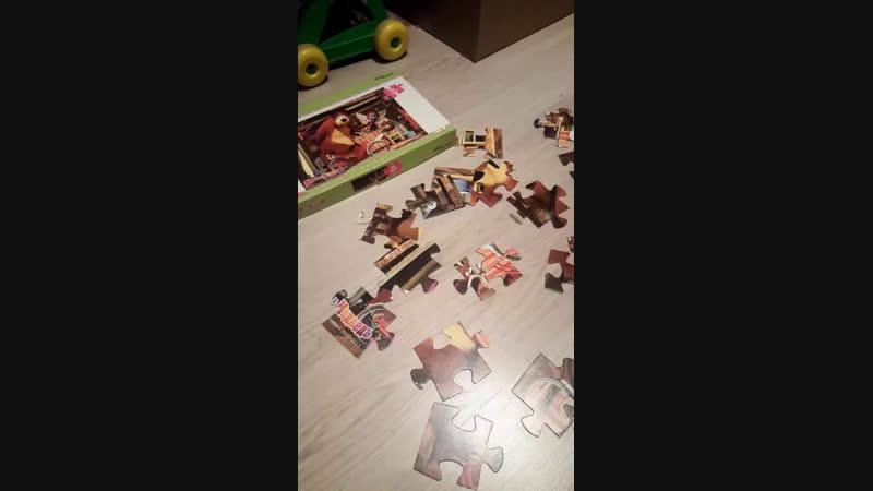 Макси пазлы напольные www.mamapapa.toys