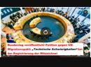 Petition gegen UN Migrationspakt Technische Schwierigkeiten bei der Registrierung der Mitzeichner