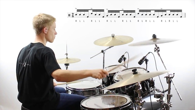 Daily Chops 245 – Odd-metre Drum Fill no. 35: Fill in 7/8