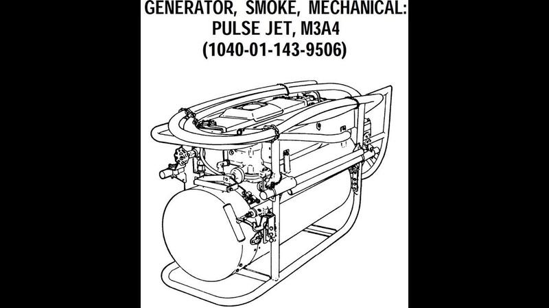 2018 ONEALEARTH M3A4 Smoke Generator