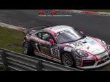Nordschleife VLN 9. - Highlights, Spins Slides, Hard Battles Crash - 08 10 2016 N