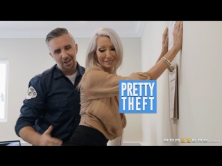 Emma starr (pretty theft)[2018, big tits, blonde, facial, milf, squirt, straight, hd 1080p]