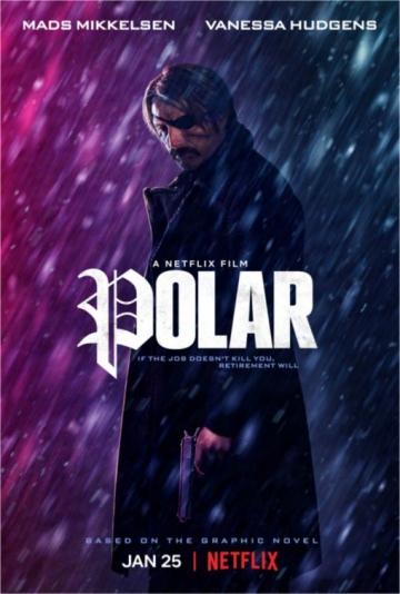 Полярный (Polar) 2019 смотреть онлайн