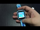 Smart Baby Watch Q100 обзор и настройка