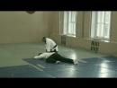 Sinten Ryu Aikijujutsu. tachi waza, Tsuki_jodan - ikkio omote