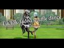 『MMD』Tik tok-faded shuffle dance 『60 FPS』