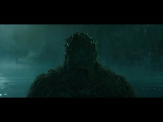 DC UNIVERSE ¦ Swamp Thing Reveal