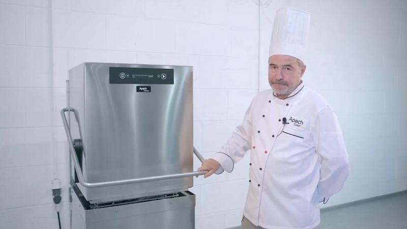 Посудомоечные машины Apach Chef Line