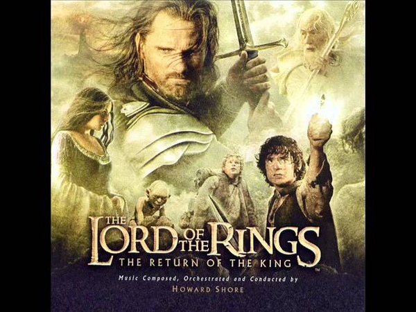 Lord of the Rings/ Twilight and Shadow - Renee Fleming