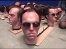 За кадром фильма Матрица Революция 2003