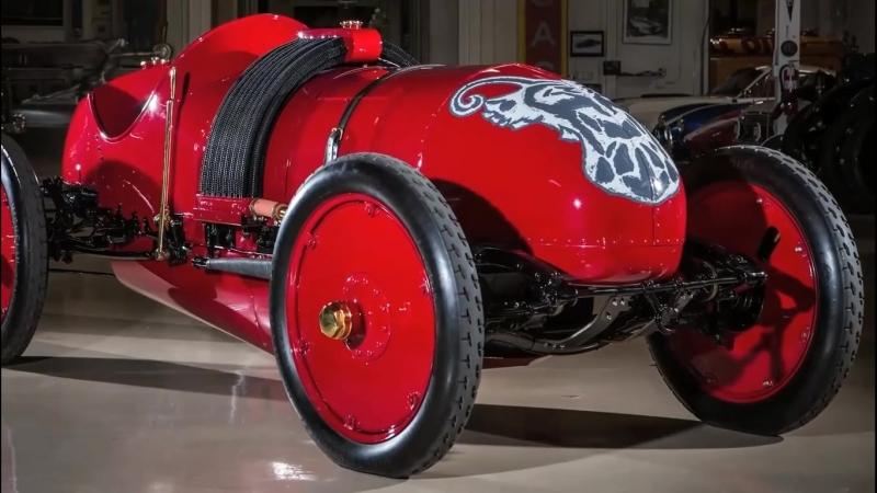 Jay Lenos Garage 1 серия 1910 Buick Bug Гараж Джея Лено