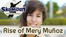 Rise Of Mery Muñoz - Aggressive Inline Compilation 2017 - Best Of Bladies 01 - By SkaMiDan