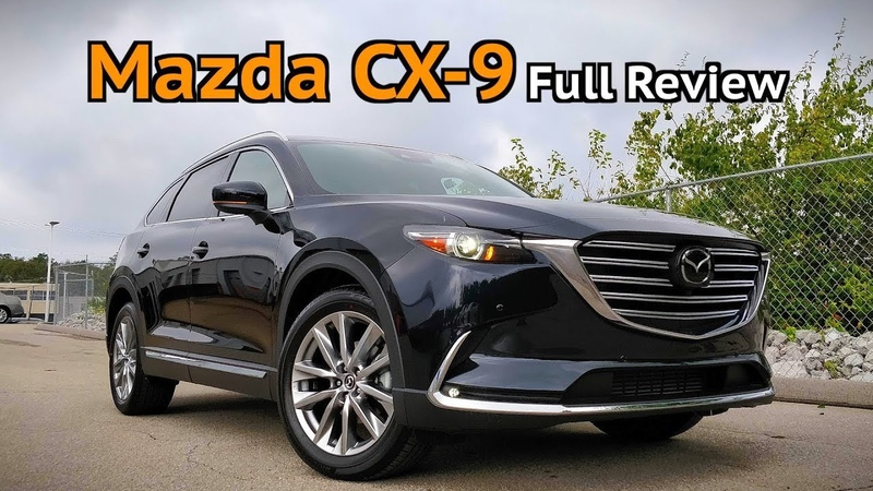 2019 Mazda CX-9 FULL REVIEW | Fixing the Few Flaws for 2019!