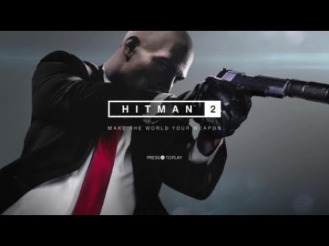 HITMAN 2 Main Menu Theme Song (Repeated and Extended)