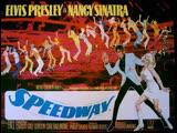 Speedway (1968) Elvis Presley, Nancy Sinatra, Bill Bixby