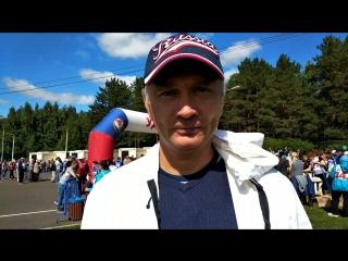 Павел Вечтомов поделился своими идеями на счет дальнейшего развития фестиваля