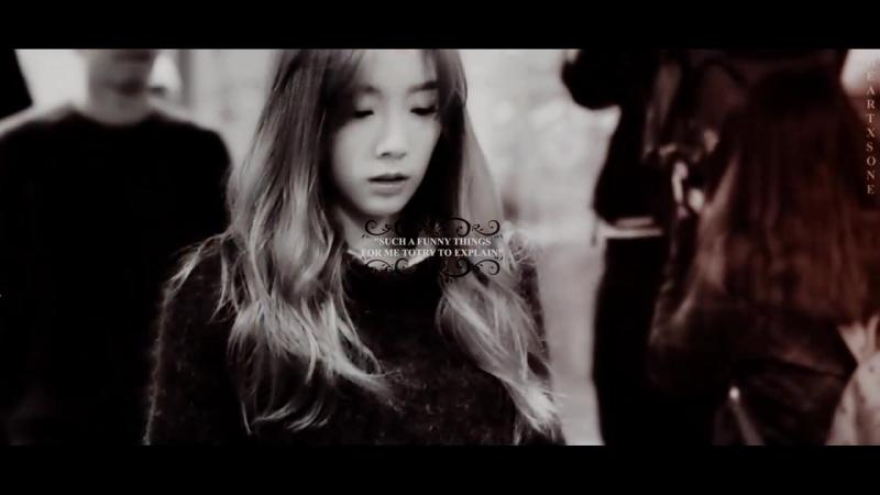 BaekHyun (EXO) TaeYeon (SNSD) - Crazy In Love