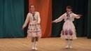 Марийский танец. Девочки из Каргино. Видео Хайбуллина Васиилия