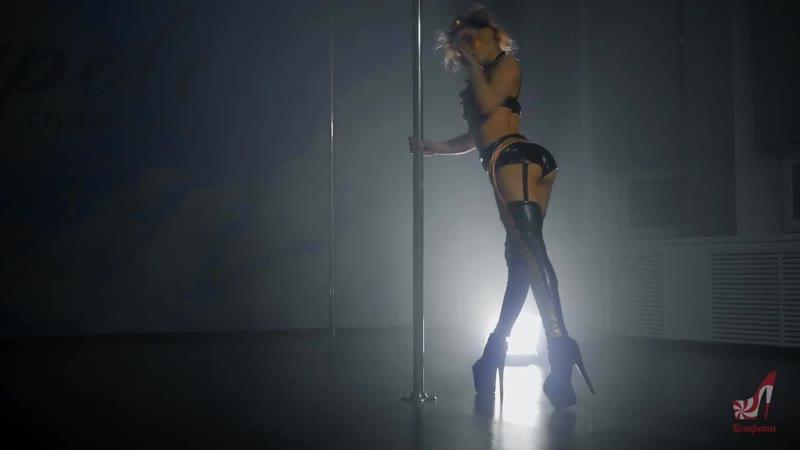 Pole Dance. Екатеринбург. Алена КУЗЬМИНА
