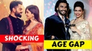 20 Shocking AGE Difference of Bollywood Couples | Indian Couple AGE GAP. | Latest Updates