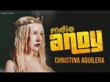 Christina Aguilera on Radio Andy (Full Interview) Whitney, Bionic (Perz Gaga), Rihanna, Pink more