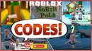 ☃️ Roblox Snowman Simulator! 3 Codes! Obby for Green and Yellow Candy Canes! Loud Warning!