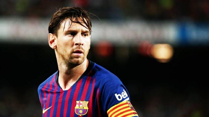Lionel Messi - The Genius - 201819