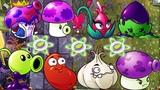 Plants vs Zombies 2 BattleZ All Plants Poison Pvz 2 Vs Zombies Gameplay 2019