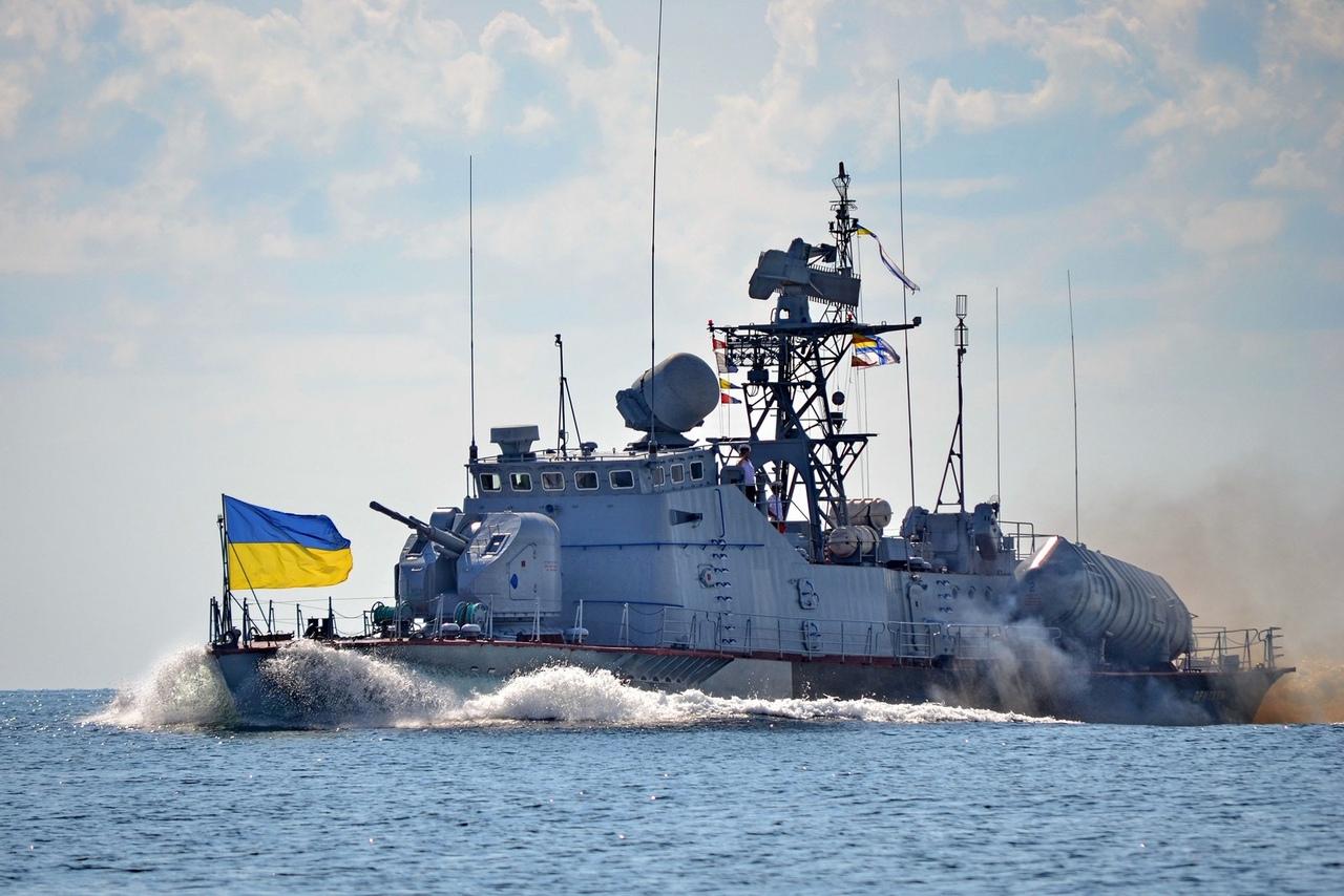 ВМС Украины выдвинули обвинения в адрес России