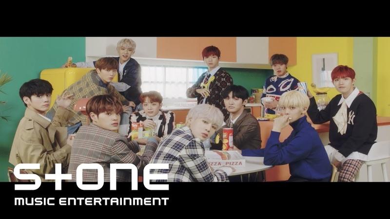 Wanna One (워너원) - 봄바람 (Spring Breeze)' MV