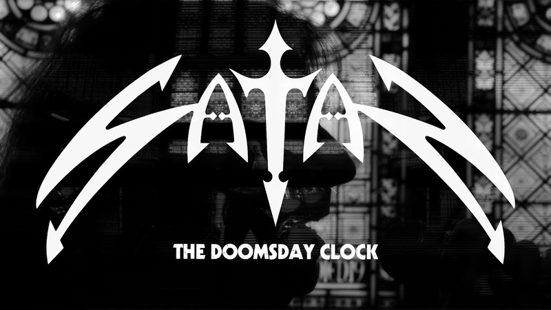 Satan The Doomsday Clock (OFFICIAL VIDEO)