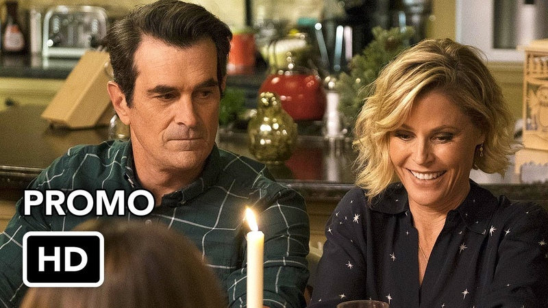 Modern Family 10x10 Promo Stuck in a Moment (HD)