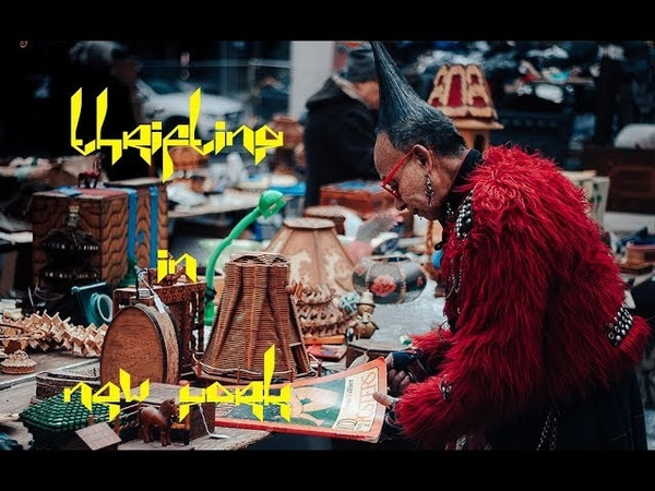 Chelsea Flea Market ◌ thrifting in nyc