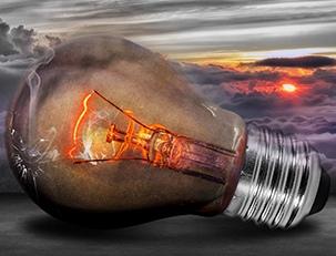 Когда закончится электричество