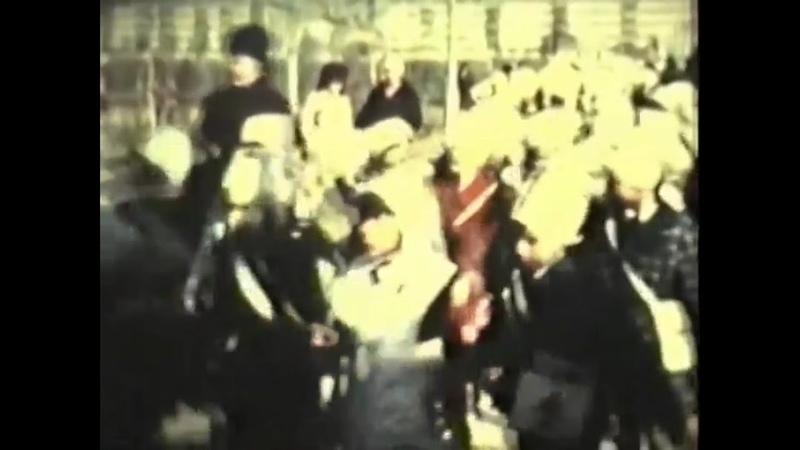 1975 г.од. День Победы. Школа №1. Ухта.