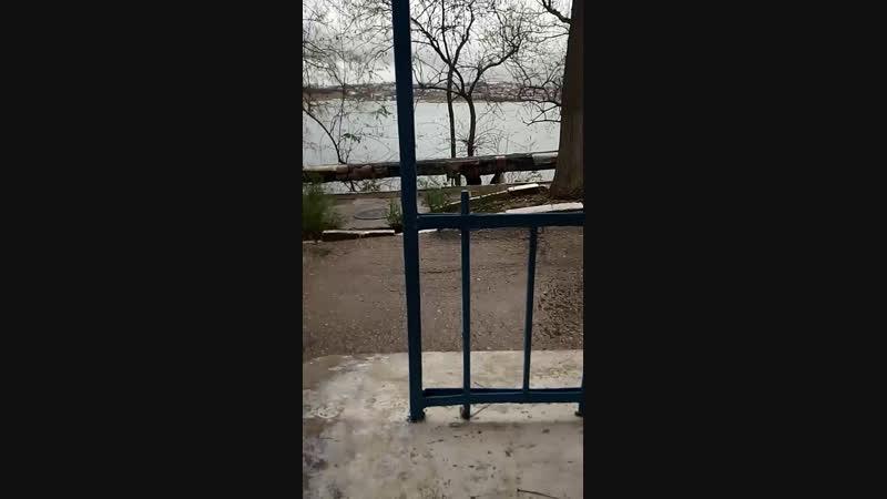 Госпиталь севастополь дождь